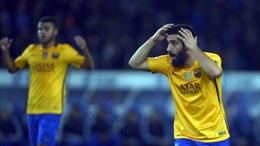 """Anoeta - """"tử địa"""" vùi chôn Barca"""
