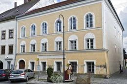 Chính phủ Áo muốn trưng thu nhà Hitler chào đời