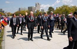 G-7 ra tuyên bố phản đối hành động gây hấn, đe nẹt ở Biển Đông
