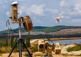 Israel trình làng hệ thống phòng thủ chống UAV