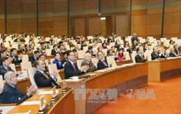 Bế mạc kỳ họp thứ 11, Quốc hội thông qua kế hoạch 2016-2020