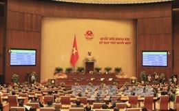 Nhiệm kỳ Quốc hội khóa XIII: Nhân dân là giá trị cốt lõi