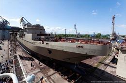"""""""Mistral"""" Nga sắp ra biển thử nghiệm"""