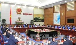 Phiên họp đầu tiên của Chính phủ mới được kiện toàn