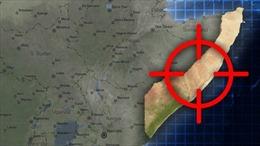 Mỹ không kích phiến quân Al-Shabab ở Somalia