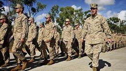 Hơn 1000 lính thủy quân lục chiến Mỹ tới Australia