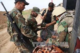 Iraq giành lại thị trấn quan trọng từ IS
