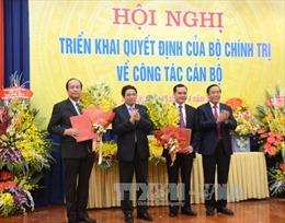 Ông Nguyễn Đình Khang giữ chức Bí thư Tỉnh ủy Hà Nam