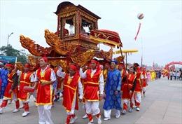 Linh thiêng Lễ hội Đền Hùng