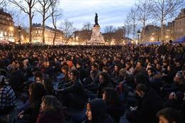 Người Pháp biểu tình phản đối dự luật lao động mới