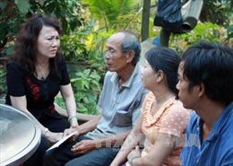 Thăm hỏi, hỗ trợ gia đình 9 học sinh chết đuối ở Quảng Ngãi