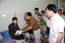 Cao Bằng: 3 người sống sót trong vụ sập nhà 5 tầng đã qua cơn nguy kịch