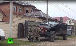 Ô tô bọc thép mới của Nga lăn bánh