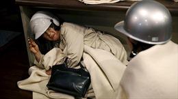 Nhật Bản mở nhà tù làm nơi trú ẩn cho nạn nhân động đất