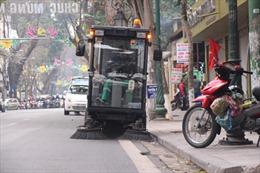 Thay đổi phương thức thu gom rác khu nội đô