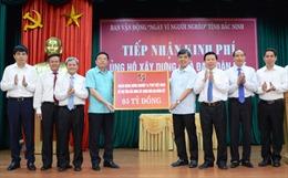 Agribank Bắc Ninh hỗ trợ 5 tỷ đồng xây nhà Đại đoàn kết