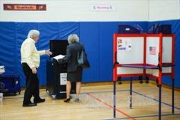Bầu cử sơ bộ ở Mỹ bước vào giai đoạn nước rút
