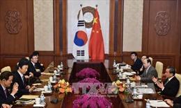 Hàn - Trung hội đàm ngăn Triều Tiên khiêu khích