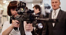 Nhà máy AK dự kiến tăng gấp đôi vũ khí bán ra