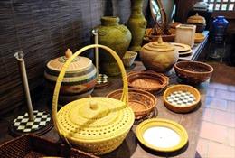 Ngắm tinh hoa văn hóa qua sản phẩm truyền thống