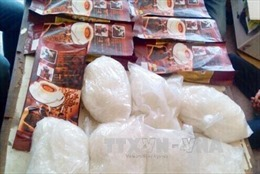 Lạng Sơn: Thưởng nóng phá án ma túy