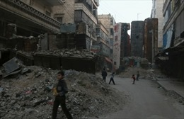 Hơn 80% dân số Syria sống dưới ngưỡng nghèo khổ
