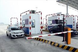 Dừng thu phí, mở cổng để xe lưu thông khi trạm thu ùn tắc trên 1km