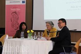 Ra mắt Truyện Kiều song ngữ Đức-Việt tại Berlin