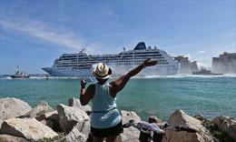 Mỹ, Cuba khôi phục vận tải thương mại đường biển