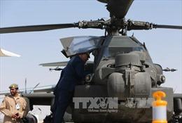 Mỹ chuyển giao radar máy bay Apache cho Ấn Độ