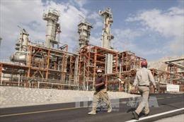 Iran gần đạt ngưỡng xuất khẩu dầu trước thời cấm vận