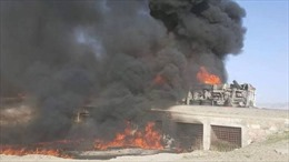 Thảm kịch đâm xe tại Afghanistan: Ít nhất 73 người chết