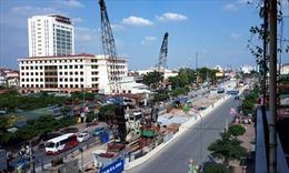 Yêu cầu đẩy nhanh tiến độ đường sắt đô thị Nhổn - ga Hà Nội