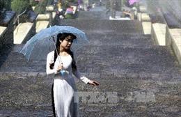 Hà Nội có mưa rào