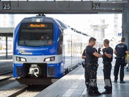 Đâm chém ở nhà ga Đức, 4 người thương vong
