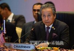 Malaysia-Trung Quốc giải quyết vấn đề Biển Đông qua DOC