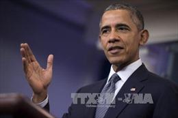 Tổng thống Mỹ đương nhiệm đầu tiên thăm Hiroshima
