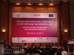 STI Days 2016, cơ hội hợp tác KHCN giữa các nước