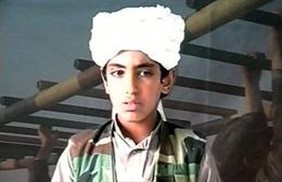 """""""Quý tử"""" của Bin Laden lộ diện kêu gọi thánh chiến"""