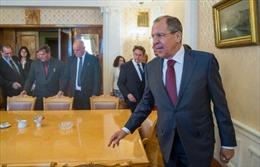 5 anh hùng tình báo Cuba tới thăm Nga