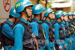 Dân quân tự vệ Hà Tĩnh sẵn sàng chiến đấu
