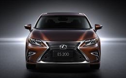 Toyota Việt Nam triệu hồi xe Lexus