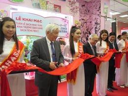 Khai mạc tuần lễ sách Nhật tại Việt Nam