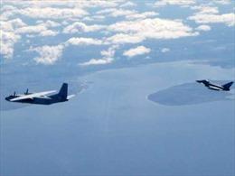 Chiến đấu cơ Anh chặn máy bay Nga đến gần Baltic