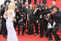 """Minh tinh thế giới """"thiêu đốt"""" thảm đỏ Cannes"""