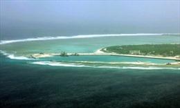Trung Quốc đang vũ khí hóa các đảo nhân tạo