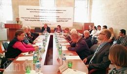 Học giả Nga thảo luận quan hệ Nga-Việt