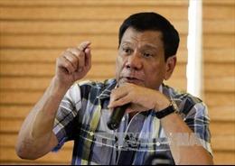 Tổng thống đắc cử Philippines gặp Đại sứ Trung Quốc