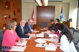 Việt Nam-Canada tăng cường hợp tác cải cách tư pháp