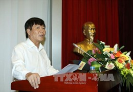 Ông Nguyễn Quang Thuấn giữ chức Chủ tịch Viện Hàn lâm KHXH